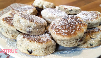 welsh cakes