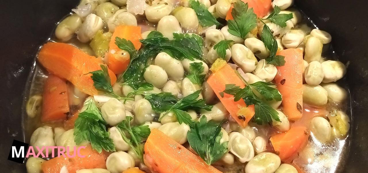 ragoût de fèves